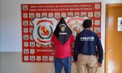 Detienen a prófugo de la justicia en Itakyry