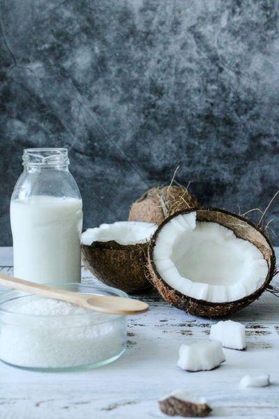 Descubrí por qué deberías tomar leche de coco
