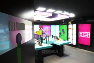 Crónica / HEi peló nueva casa