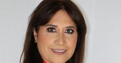 La Nación / Blanca Agüero anuncia que denunciará ante la Fiscalía hecho de vandalismo en su PC