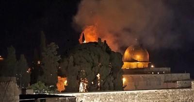 La Nación / ¿Israel se incendia?