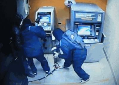 Imputan a sujeto que se dedicaba al robo de cajeros automáticos