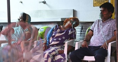 La Nación / India: detectan infección mortal entre pacientes con COVID-19