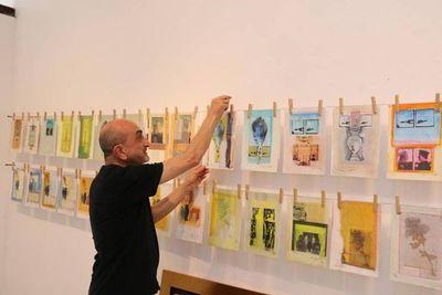 Un artista inolvidable: Así Bernardo Krasniansky nos contaba su historia hace cinco años