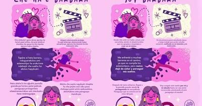 """La Nación / Historias de 8 mujeres """"Bárbara"""" de la mano de Lady Speed Stick"""