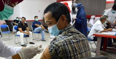Escasa vacunación de abuelitos es preocupante