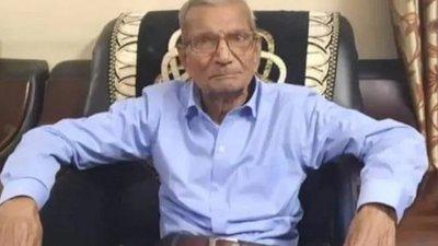 """Con 85 años cedió su cama de hospital y murió de Covid-19 días después: """"Ya viví mi vida"""""""