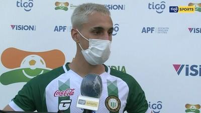 Antonio Oviedo destaca el esfuerzo de todo el equipo