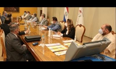 TSJE inicia trabajos de coordinación técnica y operativa con ANR de cara a las internas partidarias