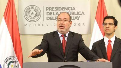 Cuestionados diputados monocolor vigilarán la negociación en Itaipú