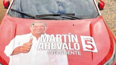 Fiscalía notificó a Arévalo por propaganda electoral