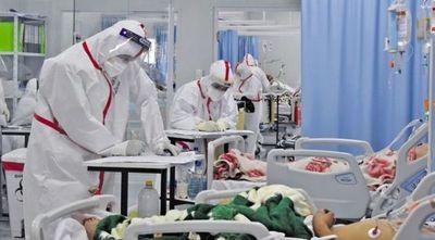 Casi 1.900 nuevos casos positivos de COVID-19 y otros 79 fallecidos