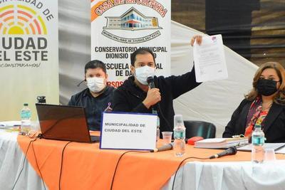 Prieto asegura que Contraloría Ciudadana tiene intereses políticos y económicos