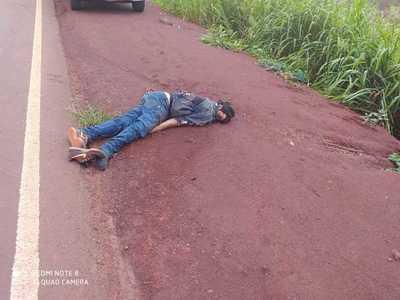 Identifican cadáver hallado al costado de la Ruta PY07 en Santa Fe del Paraná
