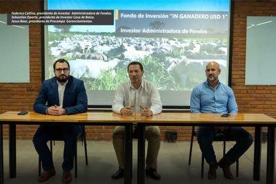 Se viene el primer fondo de inversión de Paraguay que conectará al mundo bursátil con la ganadería