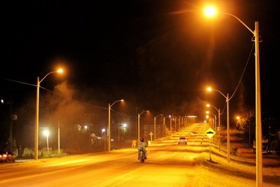 Inauguran obras de mejoramiento del servicio eléctrico en Santa Rita, Alto Paraná