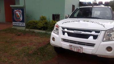 Persecución policial: Llevó el auto de su amiga y terminó presa