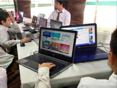 MEC espera finalizar el año con el 50% de conectividad en las escuelas · Radio Monumental 1080 AM