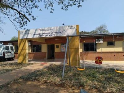 USF de Yataity del Norte será transformada en un hospital