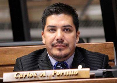 Carlos Portillo, involucrado en un nuevo escándalo