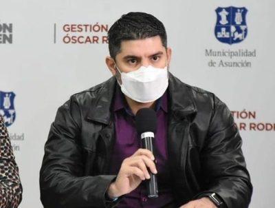 Asunción tiene previsto adquirir 500.000 dosis anticovid, según intendente · Radio Monumental 1080 AM