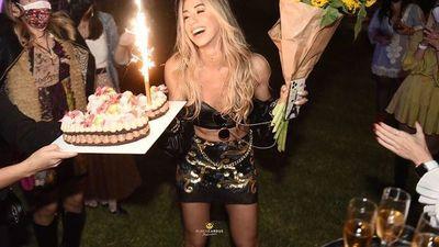 """Jessica Torres: """"No iba a dejar de festejar mis 30 años"""""""