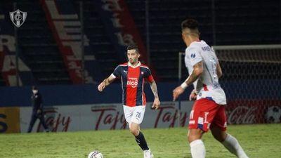 """Futbolista de Nacional cree que sí """"FUE PENAL"""""""