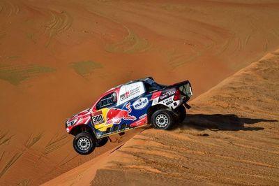 La tercera edición del Dakar en Arabia Saudita traerá más dunas