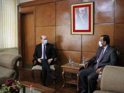 Qatar interesado en cooperar con Paraguay en materia de defensa y seguridad