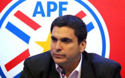 Harrison advierte que la supervivencia del fútbol paraguayo está riesgo