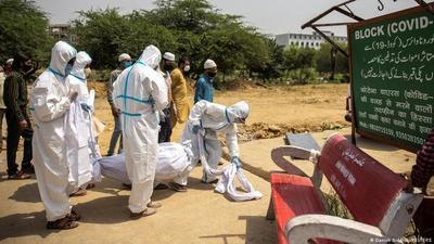 """¡Lo que faltaba! Raro y peligroso """"hongo negro"""" desfigura a pacientes con COVID en India"""