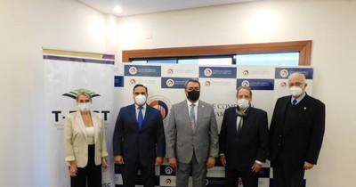 La Nación / Suman esfuerzos para facilitar el comercio agropecuario entre Paraguay y Estados Unidos