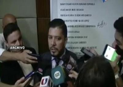 Audios comprometen al diputado Carlos Portillo