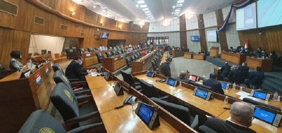 Aprueban con modificaciones recortes presupuestarios en Senadores y el Congreso Nacional