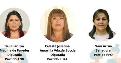 La Nación / Diputadas hablarán sobre sus experiencias personales en diferentes espacios políticos
