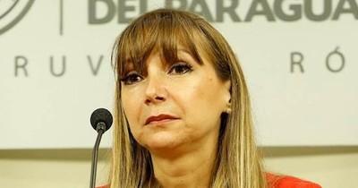 La Nación / Juez se opuso a blanquear a ministra del Trabajo, Carla Bacigalupo