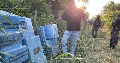 La Nación / Chaco: Fiscalía, Policía y Senad incautaron 2.547 kilos de cocaína en tres procedimientos