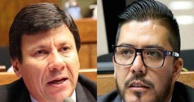 La Nación / Diputado Harms advierte a Portillo que podría ser expulsado y le recomienda que renuncie