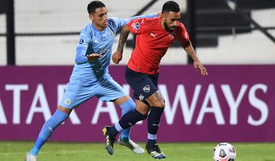 Independiente rescata un punto valioso de Montevideo