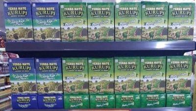 Yerba Mate Kurupí es reconocida por su alta notoriedad y se consolida en el mercado brasileño (hasta la fecha ya exportaron 484 toneladas)