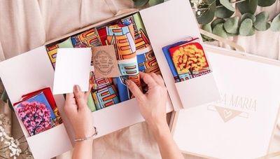 Casa María: para todos los que quieran tener representado un pedacito de arte en su mesa