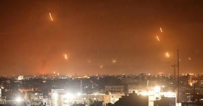La Nación / La Yihad Islámica asegura haber disparado 100 cohetes contra Israel desde Gaza