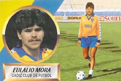 """Crónica / EULALIO MORA: """"Te va a llevar por mal camino"""", le dijeron, pero..."""