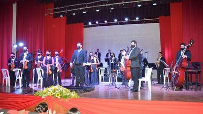 Orquesta de San Lorenzo ofrece un concierto en homenaje a las madres