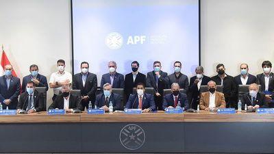 APF y presidentes se abroquelan con Tigo