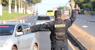 La Nación / Giuzzio: La prepotencia policial se debe desterrar