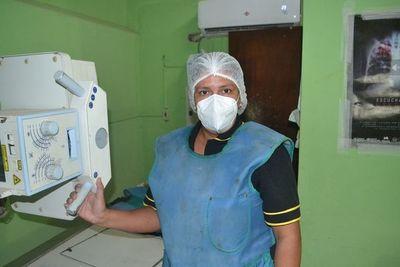 Enfermera y madre reclama reajuste salarial en el Chaco en medio de la pandemia