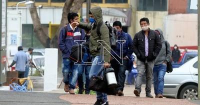 La Nación / Pronostican miércoles fresco a frío y sin lluvias