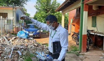Aumentan casos de dengue