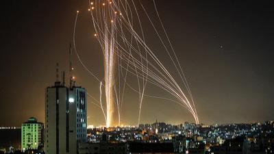 1.000 cohetes lanzados desde el lunes por el grupo terrorista Hamas contra Israel